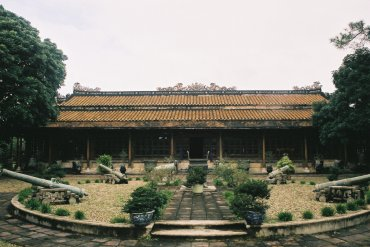 musée d'Art royal de Hué, citadelle (Hué)