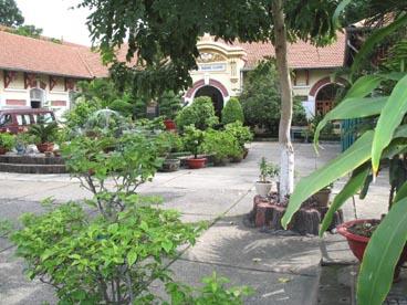 lycée Marie Curie (159 rue Nam Ki Khoi Nghia, quartier 7, 3ème arrondissement, Ho Chi Minh ville)