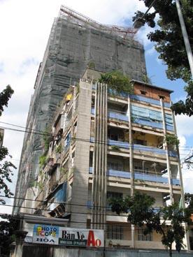 rue Nam Ki Khoi Nghia (quartier 6, 3ème arrondissement, Ho Chi Minh ville)