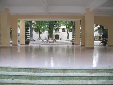 lycée Le Quy Don, ancien collège Chasseloup-Laubat, ancien collège indigène (110 rue Nguyen Thi Minh Khai, quartier 6, 3ème arrondissement, Ho Chi Minh ville)